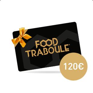 Image de Bon cadeau 120€